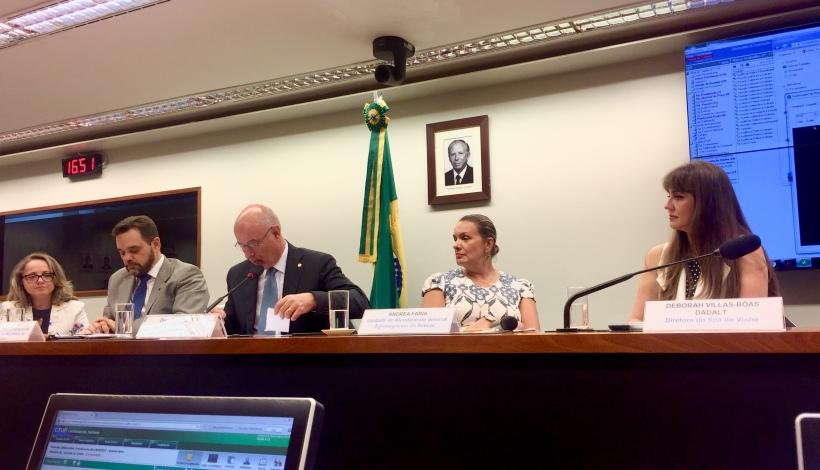Audiência Pública Comissão Turismo Câmara Federal 18 10 17